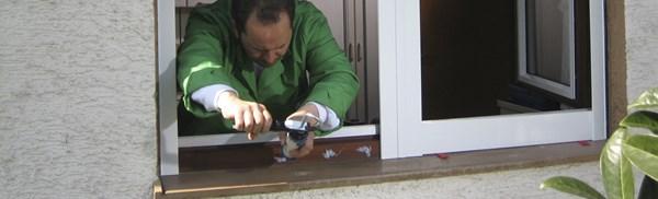 Fensterrenovierung Portas Schweiz Renovierung